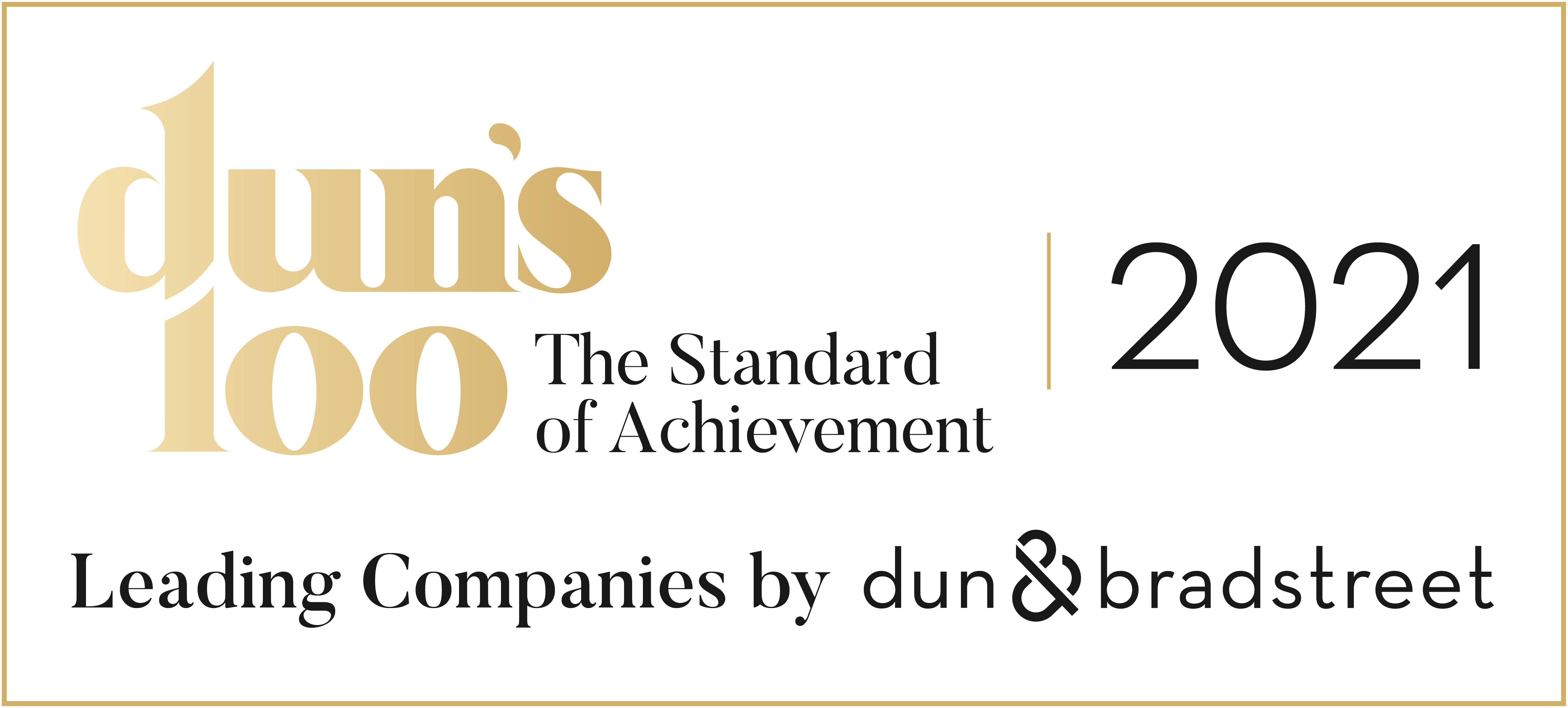 משרדנו DLR, נכנס לדירוג היוקרתי של משרדי עורכי דין Dun's 100 בתחום ההייטק לשנת 2021